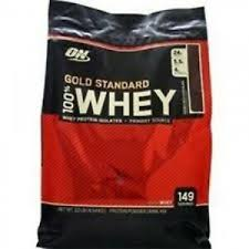 gold standard whey protein delicious
