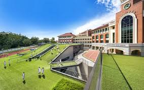founded in 1917 the nanyang girls high school is one of the top public schools in singapore the school changed campuses several times and has been