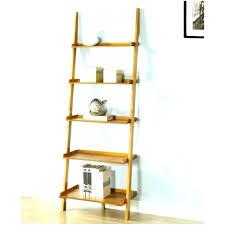 antique ladder shelf vintage rustic decorative shelves wooden step l