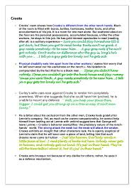 of mice and men essay conclusion college paper academic writing of mice and men essay conclusion