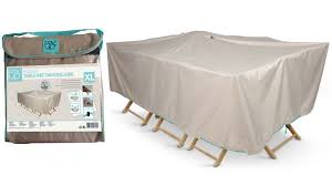 Housse de protection salon de jardin pas cher | Oviala