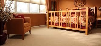 Marvelous Bedroom With Frieze Carpet