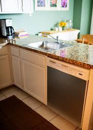 Imitation Granite Countertops Kitchen Fabulous Faux Granite For Every Budget Heartworkorgcom