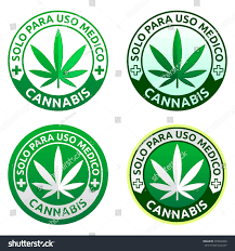 medical marijuana dispensary symbol