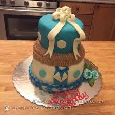 Clown Themed Birthday Cake For My Husband