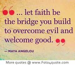 Quote Com Inspirational life quotes Let the faith be Foto 100 Quote 4