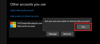 completely delete your microsoft account