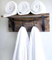 bath towel holder ideas. Wonderful Holder Fanciful Bathroom Towel Holder Idea 15 Simple And Inexpensive D I Y Top  Inspiration Photo Vium Www Craftriver Inside Bath Ideas S