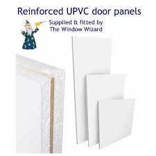upvc door panels supplied and fitted
