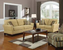 sofa sets for living room. Living Room, Sofa Set In Room Wool Carpet Brown Chair Wooden Table Cushions Sets For E