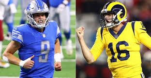 QB Swap: LA Rams Trade Jared Goff to Detrot Lions for Matthew Stafford