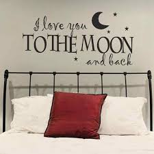 battoo master bedroom wall quotes decals i love you to the moon and back wall on wall decals quotes for master bedroom with battoo master bedroom wall quotes decals i love you to the moon and