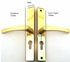 the following image shows a new handle that has been manufactured to suit the old style handle dimensions