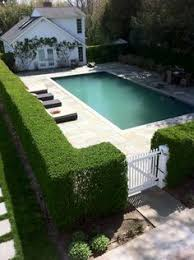 Small Picture Normally good design guidelines would site the pool close to the
