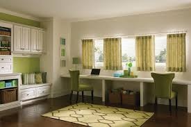 traditional hidden home office. Plain Hidden Hidden Countertop Support Brackets With Traditional Living Room And Area  Rug Built In Curtains Custom Drapery Pillows Drapes Dual Workspace  Intended Home Office