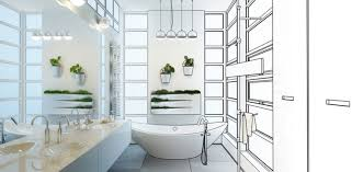 to renovate a bathroom or kitchen