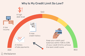 We did not find results for: Credit Limits What Are They