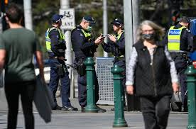 The lockdown will bar spectators from the australian open , which has been allowing up to 30,000 victoria premier daniel andrews announced the lockdown for the state, calling it a short, sharp. Lockdown Extended As Australia S Second Biggest City Battles Second Covid 19 Wave Voice Of America English