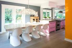 dining room chandeliers height counter height kitchen table sets kitchen contemporary with chandelier floating dining table dining room chandeliers height