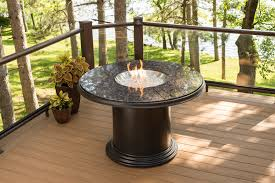 fire pit dining table. New Product Dining Height Grand Colonial Fire Pit Table Patio Tables