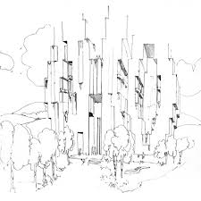 Photos and drawings the archives of taller de arquitectura