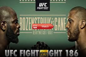 Moisés at ufc fight night on tapology. Mmafight Watch Ufc Fight Night 186 Rozenstruik Vs Gane Live Stream Reddit Live Stream Free The Sports Daily