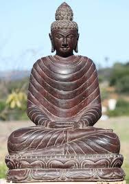 buddha garden statue lovely ganesh stone buddha ornament large garden statue s s