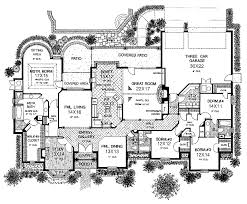 Large House Plans  LuxamccorgLarge House Plans