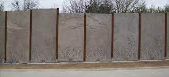 sound barrier walls. Sound Walls Barrier