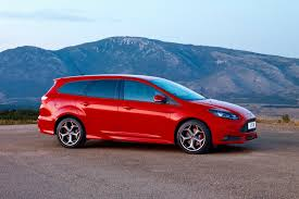 All-new 2013 Ford Focus ST Hatchback and Wagon Pictures, Details ...