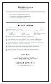 Sample New Grad Nurse Resume New Nurse Resume Template New Grad