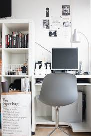 scandinavian home office. scandinavian style on a budget in small city apartment scandinavianhome office home d