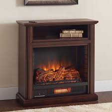 electric fireplace anderson heater wood 1000 sq ft tv stand no tax xmas for