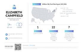 Elizabeth Campfield, (631) 499-0554, 68 Burr Rd, East Northport ...