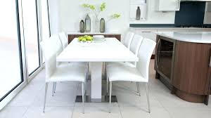 full size of napoli white round table 4 upholstered chairs seater and gloss glass extending dining