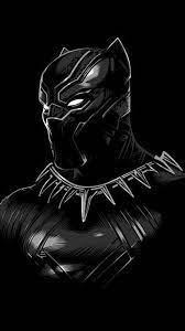 Iphone Wallpaper Hd Black Panther