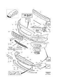 similiar 2004 volvo xc90 parts diagram keywords volvo s60 rear bumper diagram volvo engine image for user