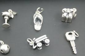 various retired james avery charms dog