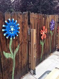 Top 23 Surprising DIY Ideas To Decorate Your Garden Fence - Amazing DIY,  Interior & Home Design