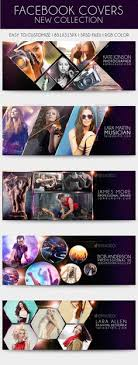 facebook timeline cover new collection template psd design graphicriver