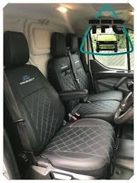 ford transit custom seat covers 2 1
