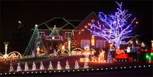 christmas lighting ideas houses. Alluring Outdoor House Christmas Decorations And Lights Ideas Photo Details - From These Gallerie We Try Lighting Houses H