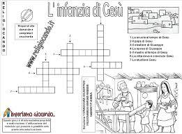 Cruciverba Biblici Cruciverba Sulla Bibbia Religiocando