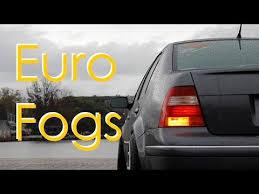 $10 mods euro rear fog light install youtube Mk4 Jetta Fog Light Wiring Diagram $10 mods euro rear fog light install MK4 GTI Fog Lights