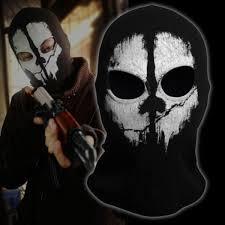 black Cosplay Sports & Outdoors Costume Outdoor <b>skull Masks</b> ...