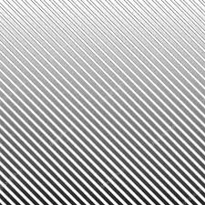 Grafische Print Behang Ferm Living Lines Behang Mint With Grafische