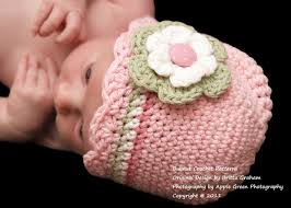 Free Crochet Patterns For Baby Hats Magnificent Inspiration