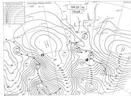 Weather Sa Synoptic Chart Synoptic Chart Of 6 September 2018