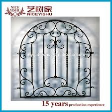 Wrought Iron Color Yishujia Factory Alibabacom Decorative Window Grill Colorwrought
