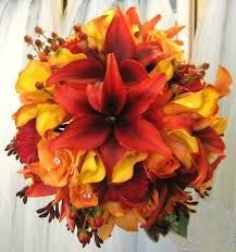 Flowers, Bouquet, Red, Orange, Brown, Yellow, Gold, Bridal, Ninfas flowers  gifts | Wedding Ideas | Pinterest | Orange brown, Flower bouquets and Brown